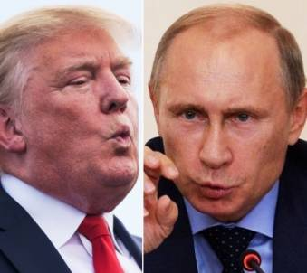 TRUMP IN THE WHITE HOUSE – PUTIN QUICKLY TOWARDS WORLD WAR